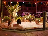 Relax in the Spa Bath